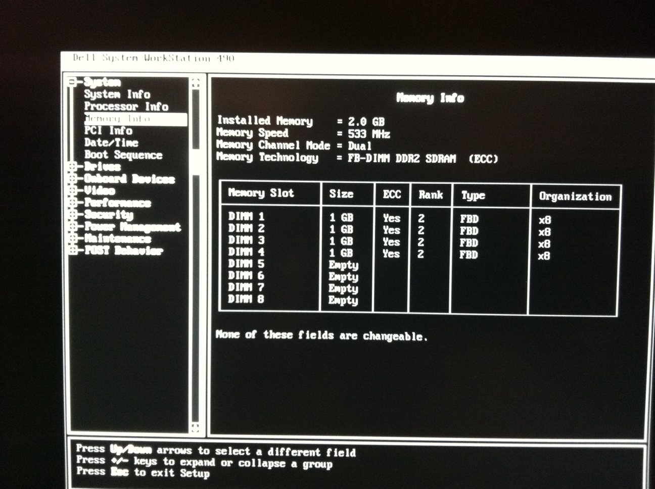 Dell Precision Memory Configuration - Best Pictures Of Dell