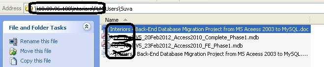 Arrange Files
