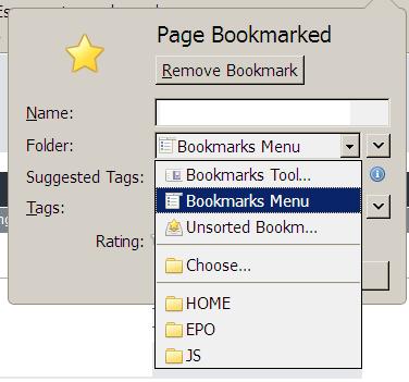 FX BookMark