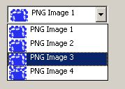 ComboBox with PNG images...