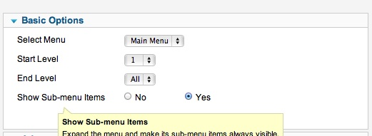 """Set this option to """"Yes"""""""