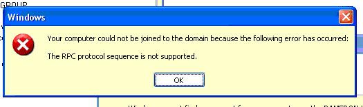 RPC Error