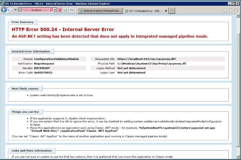 HTTP500.24Error