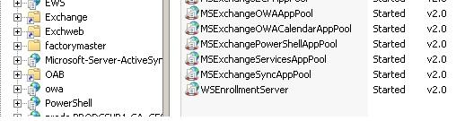 MSExchangeServicesAppPool