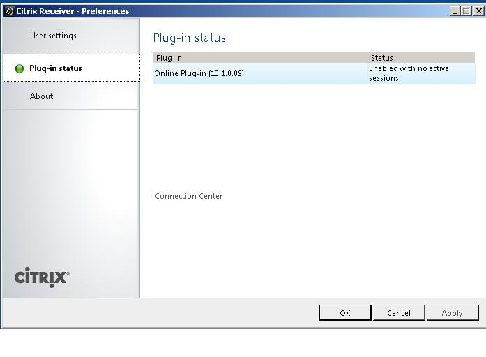 How to customise Citrix Receiver with Server location and