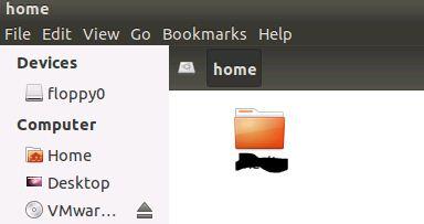 NX Server: Home folder