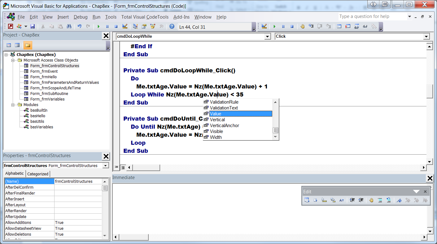 Introduction to VBA: Part 3