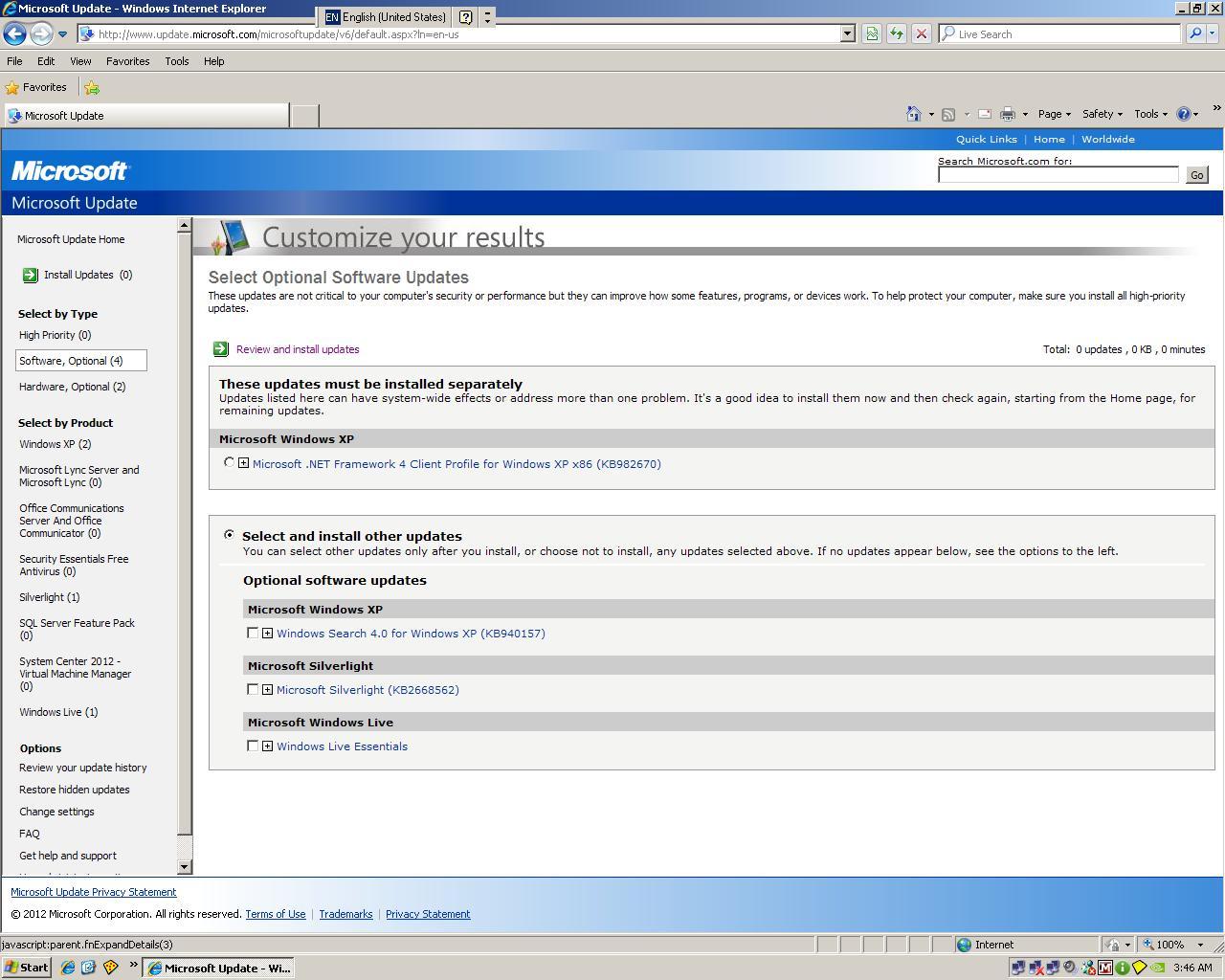 activex скачать для windows xp