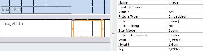 Image control properties