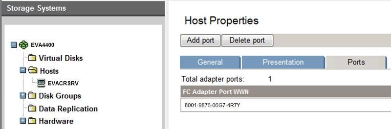 Host Properties