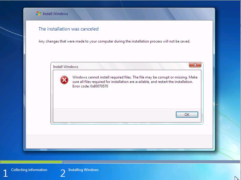SOLUTION] WDS - Windows 7 SP1 - Image