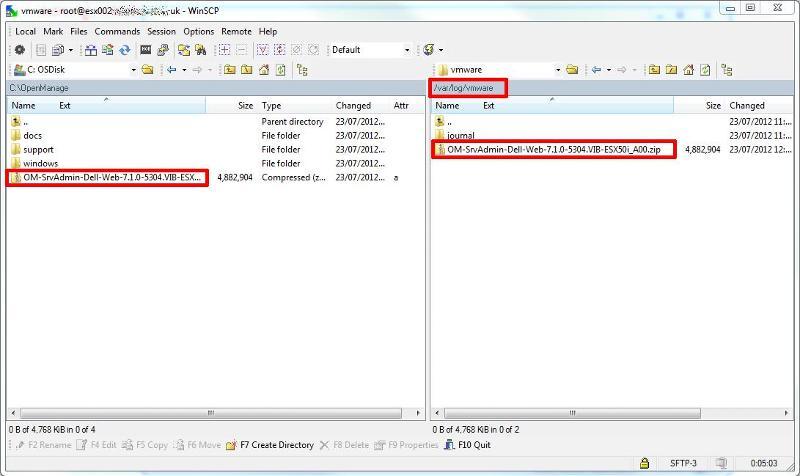 OpenManage VIB Bundle