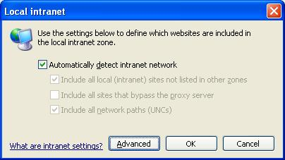 Local Intranet