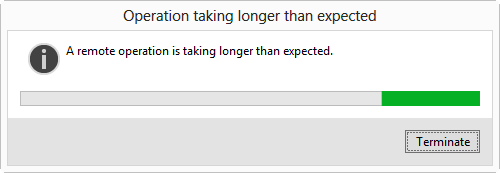 First error