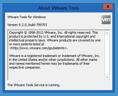 VMware-V9-Tools