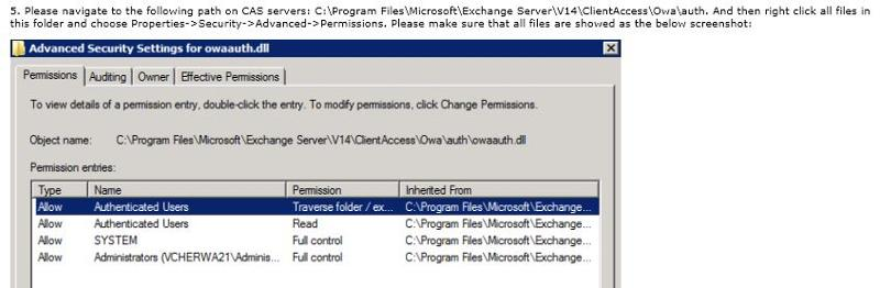 8/20/2012 solution from MS for Event ID 5139