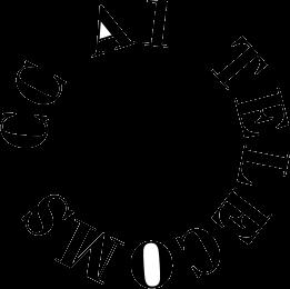 transparent Text in Circle