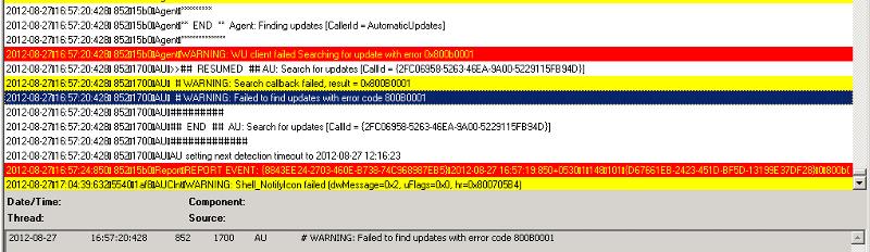 windowsupdatelogs