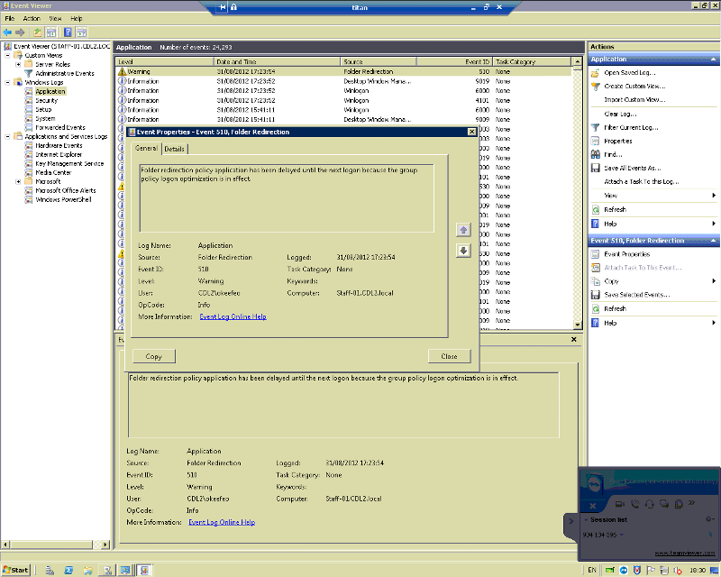 event id event viewer