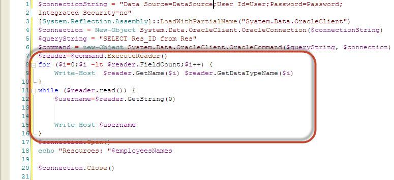 Added code