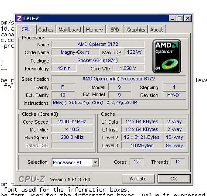 SOLUTION] AMD Opteron 6172 and 6272 Hyper-V Cluster