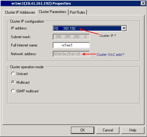 reset of a VM or vMotion to another ESX host causes the VM to