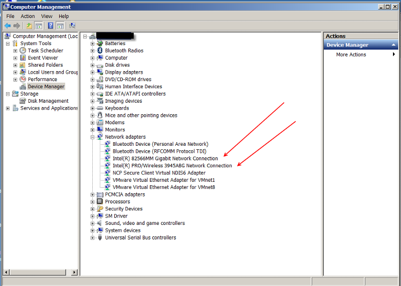Windows7-Device-Manager
