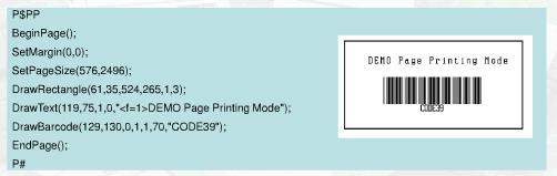 extech pageprint