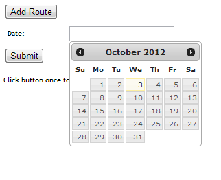 SOLUTION] Having issue with a date picker calendar with multiple rows