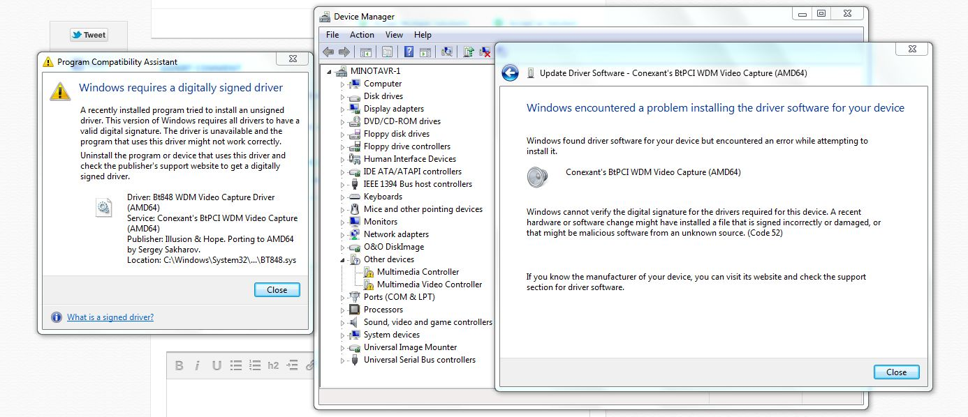DOWNLOAD DRIVERS: BT848 VIDEO CAPTURE