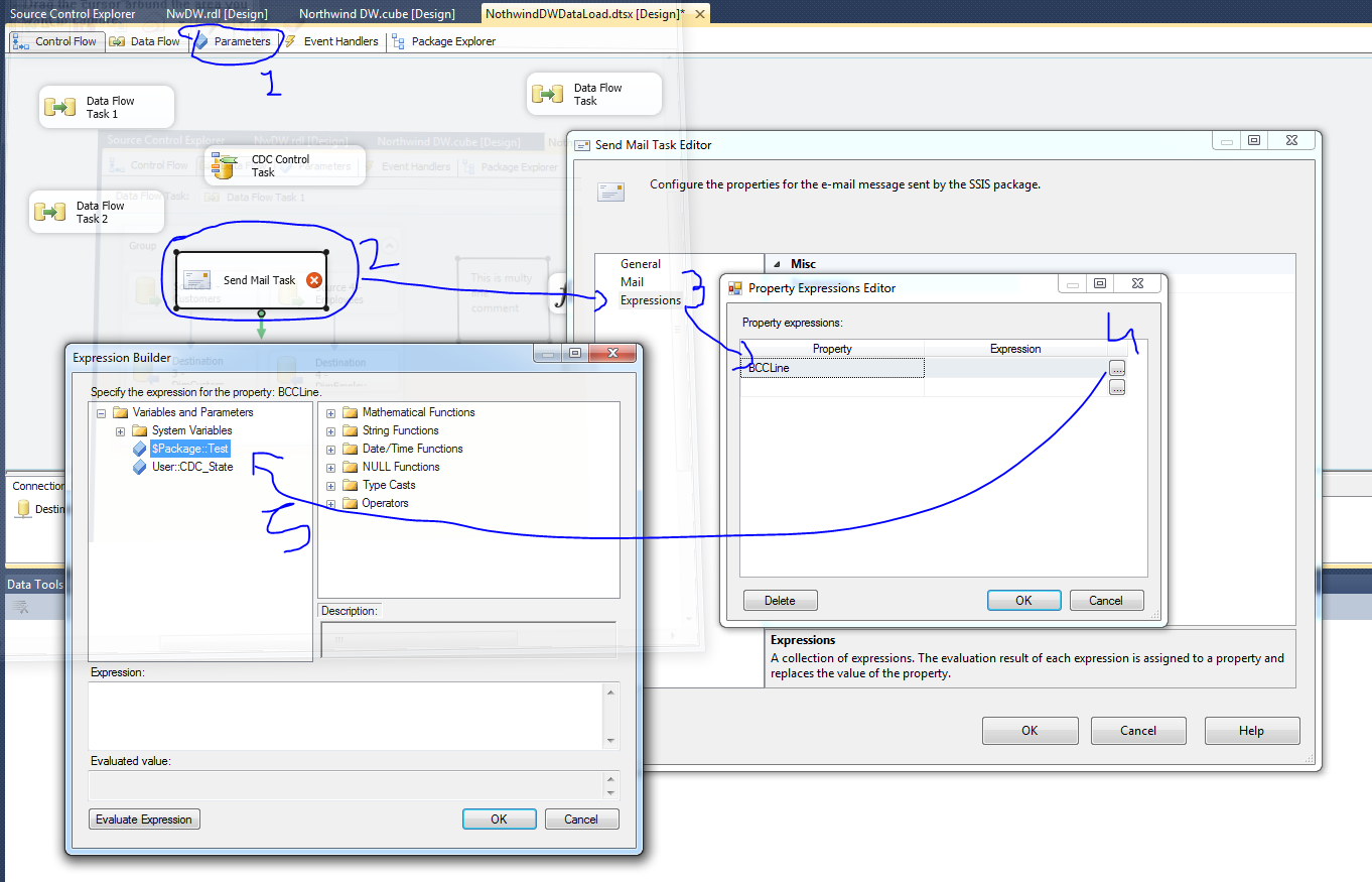 SSIS Articles