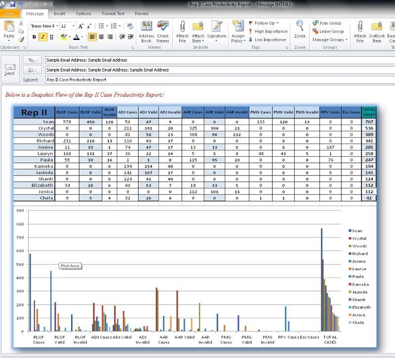 sample screenshot