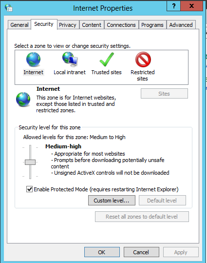 IE Security