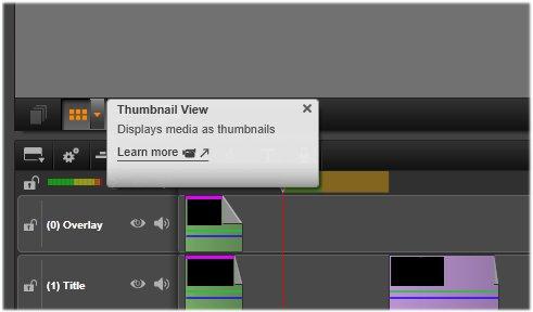 thumbnail views