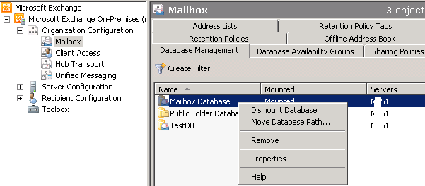 Mailbox Move 1