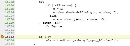 break code