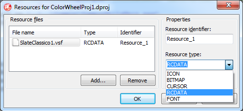 Apply the VCL Style on an ActiveX in DELPHI XE2