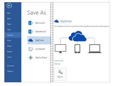 office 365 save as pic