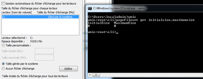 Wmi show windows automatic pagefile.sys management