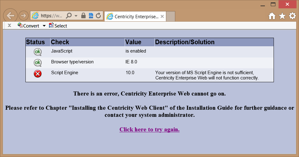 extrandai • Blog Archive • Installing the centricity web client brigham