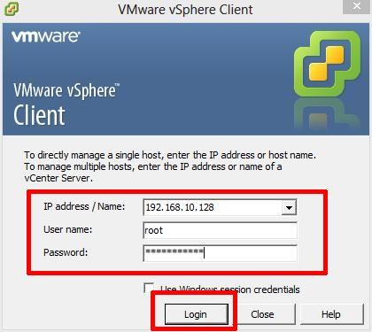 VMware vSphere Client logon.jpg
