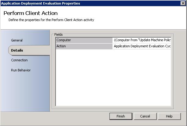 Application Deployment Evaluation