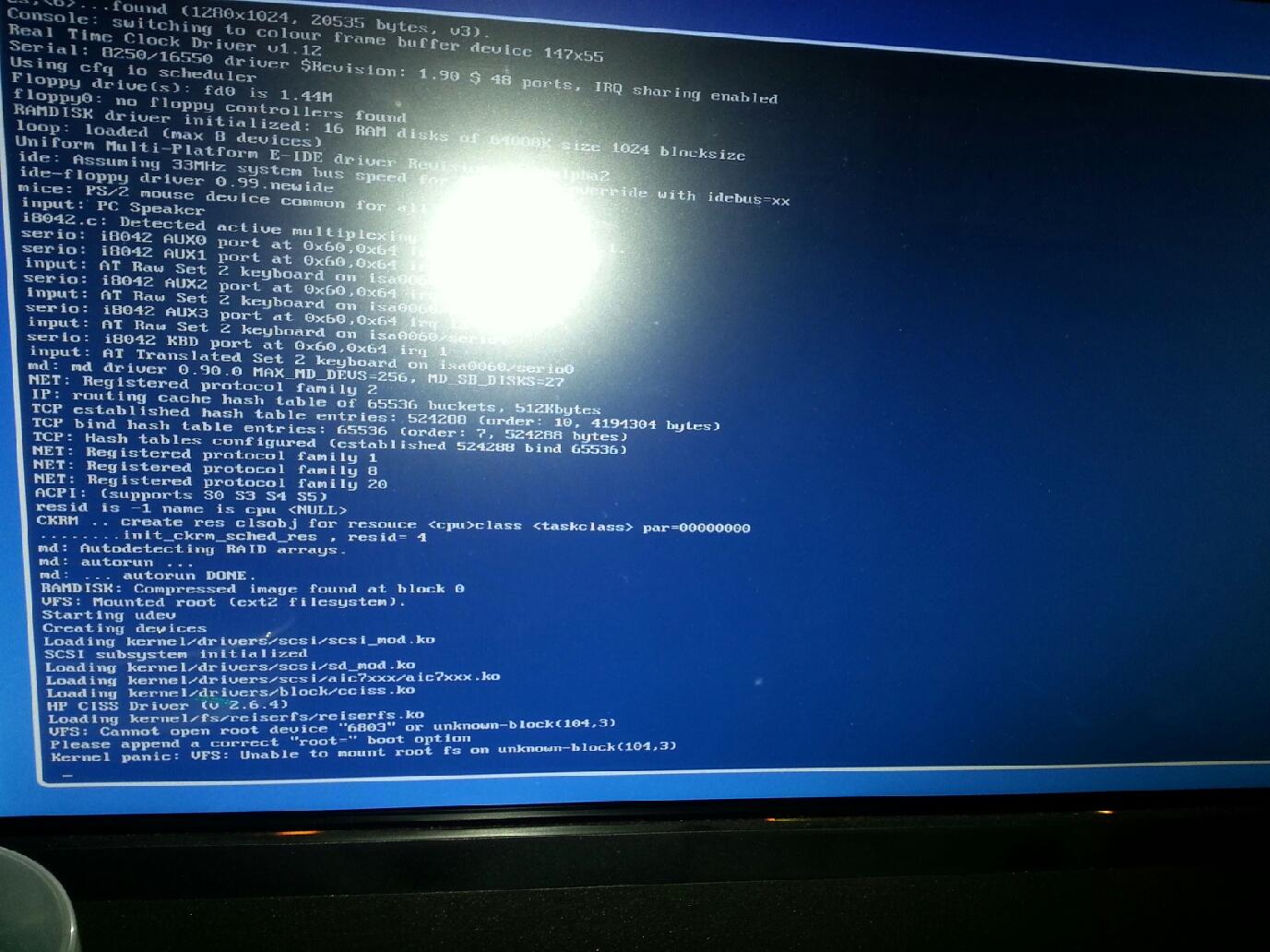 Hp Cciss Driver Linux
