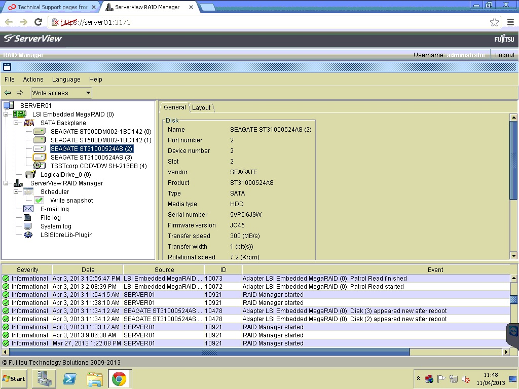 Lsi Embedded Megaraid Windows 7 - xsonarability
