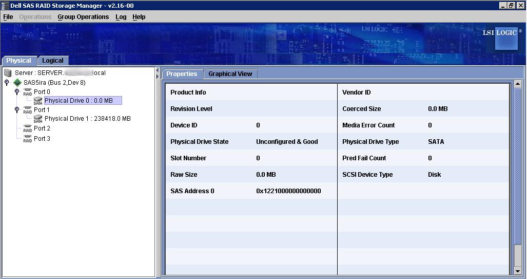Dell Raid 1 Configuration