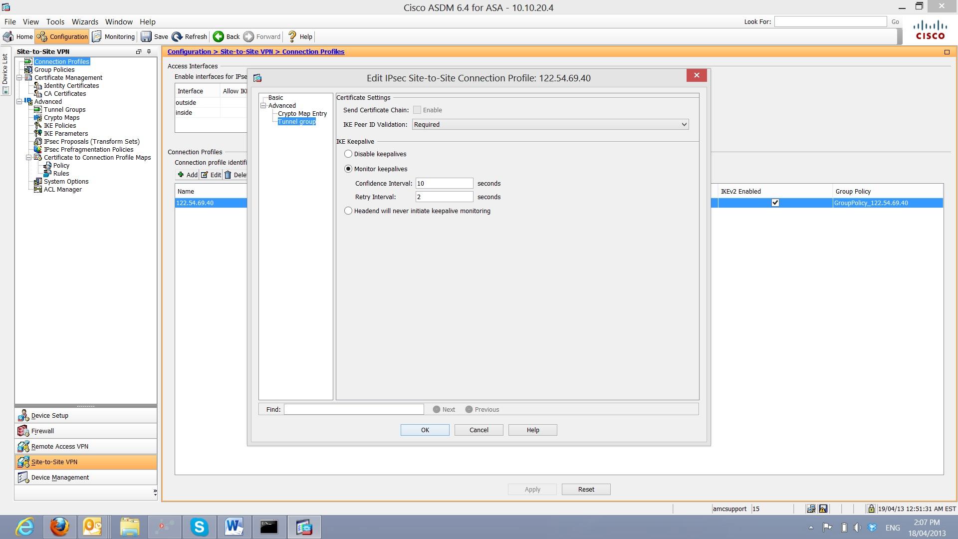 Configurar vpn l2tp en mikrotik