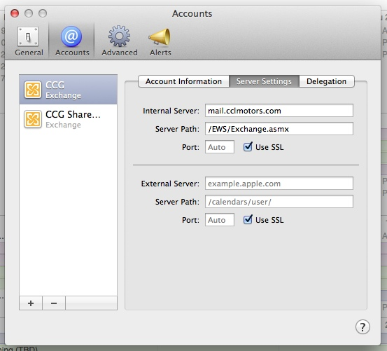 Receive email delay one hour using Mac Mail client (Mac OS