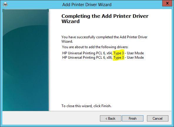 hp universal print drivers for windows