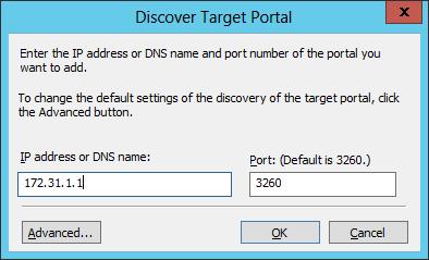 Discover Target Portal