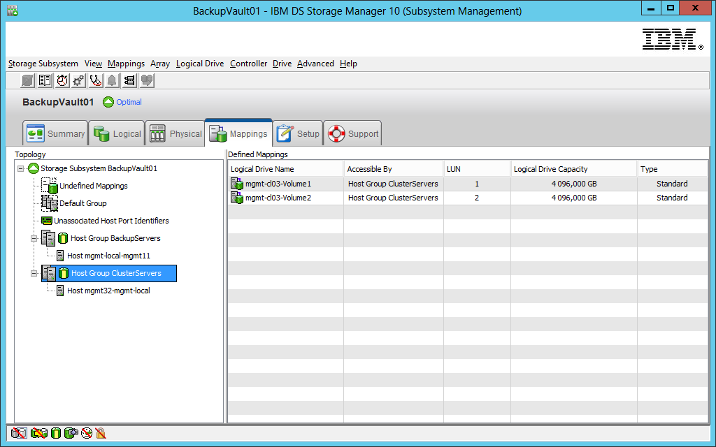 HOWTO: iSCSI with Multi-Path in a Windows Server Environment